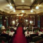 Egy este a Venice-Simplon Orient Expresszel