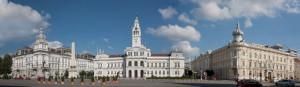 Rathaus, Arad, Rumänien